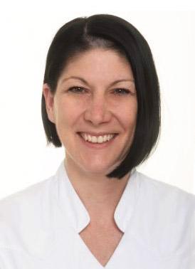 Ordinationsassistentin Silvia Tetaur